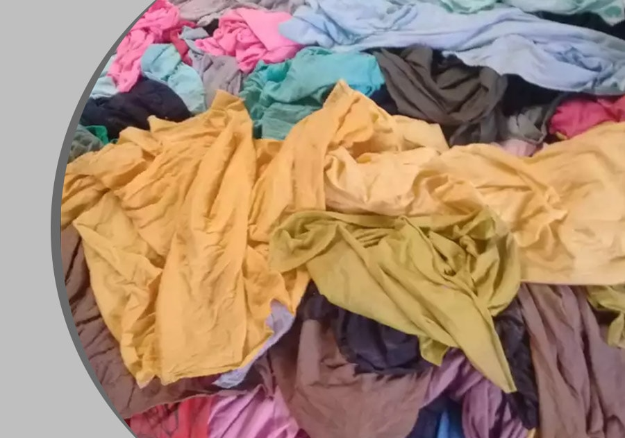 Color Wiping Rags